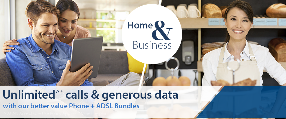 Home & Small Business Bundle Plans Refresh – Unlimited, Unlimited, Unlimited!