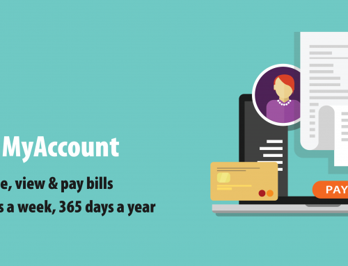 Help your customers help themselves with ACN's MyAccount!