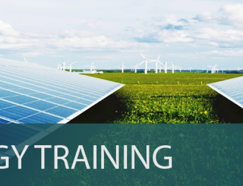 Important Energy accreditation and training changes