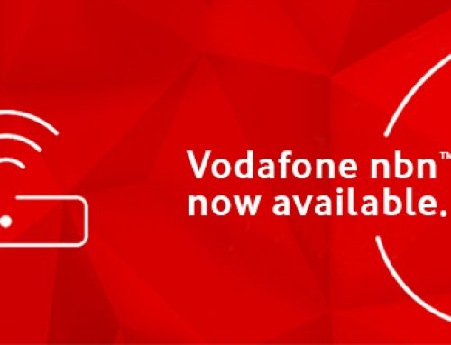 Launch of Vodafone nbn™ and Cease Sale of Services in Australia