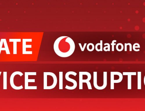 Vodafone Service Update