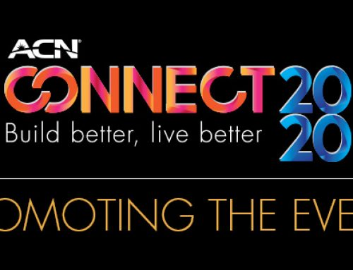 How to promote ACN Connect 2020