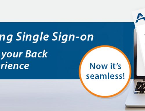 Managing your ACN business just got easier with Single Sign-On