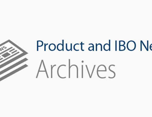 Product and IBO News Archives