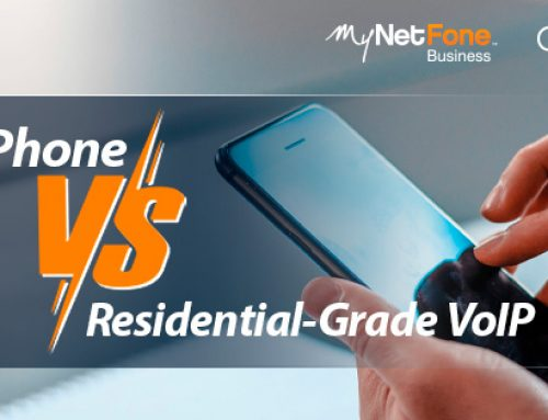 Why choose MNF Cloud Phone over residential-grade VoIP?