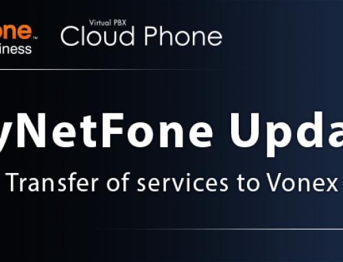 Vonex acquisition of MyNetFone