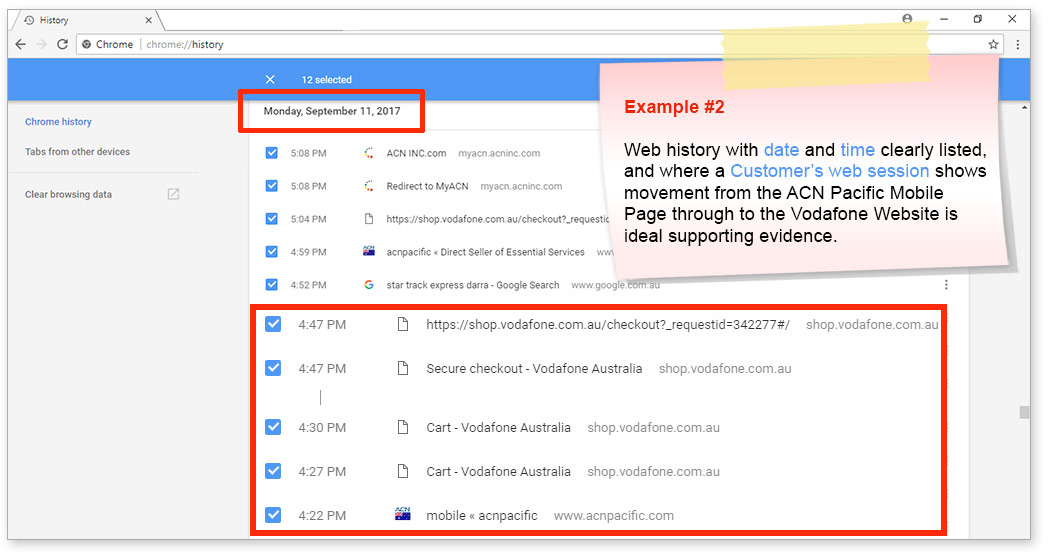 IBO Enquiry Form – Missing Points « acnpacific